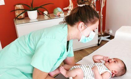 La prise en charge des nourrissons en ostéopathie